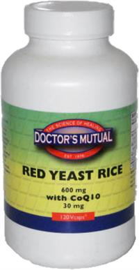 Red yeast rice q10 120 vcaps for Mayo clinic fish oil